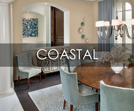 Coastal Interior Design Gallery Naples