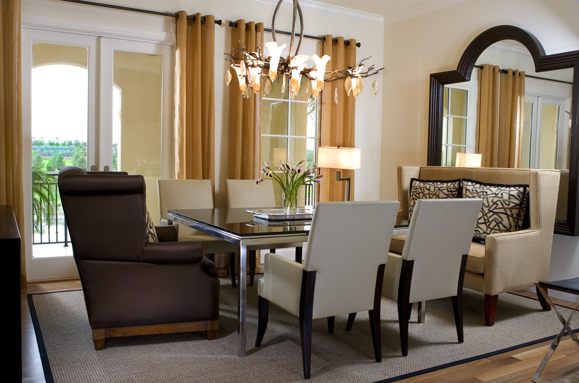Master Bedroom Interior Design Dining Room Tuscany Reserve